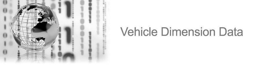 Vehicle Dimension Data